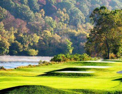 Pete Dye River Course, USA