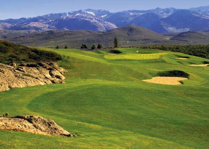 Promontory Club – Canyon Course, USA