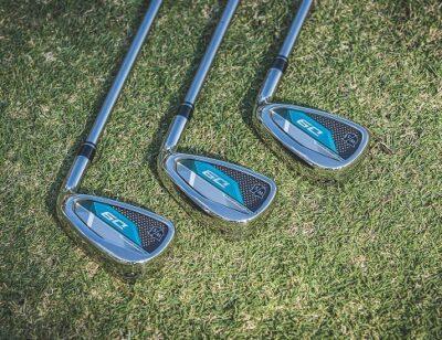 Wilson D9 women's irons