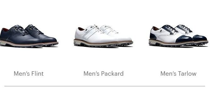 FOOTJOY INTRODUCE THE PREMIERE SERIES