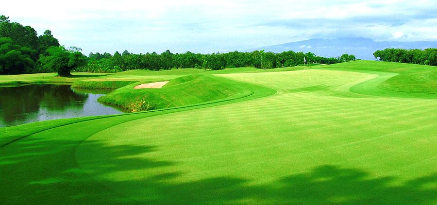 Mae Jo Golf Club, Thailand
