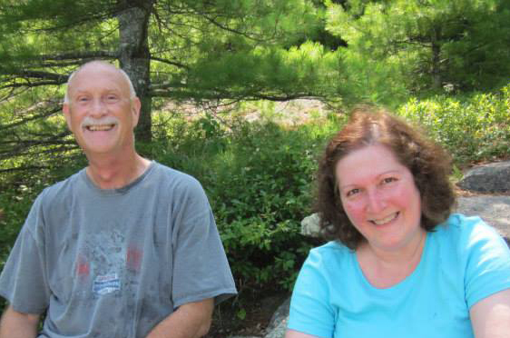 Three Points Fiber Mill- Mike and Nancy