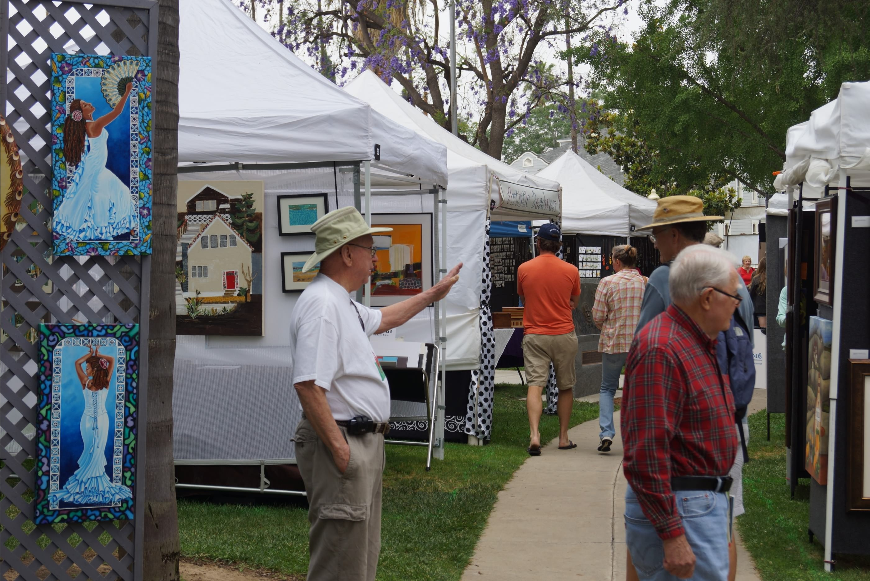 Redlands Festival of the Arts Attendee Tips