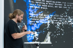 Westfield Hackathon: an app developer pitches using visual data