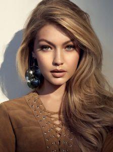 Gigi Hadid Summer Color