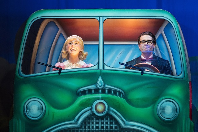 The Rocky Horror Show - Diana Vickers and Ben Freeman