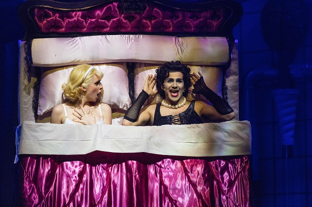 The Rocky Horror Show - Diana Vickers and Liam Tamne