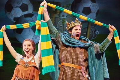 Incredible Invaders - Horrible Histories by The Birmingham Stage Company