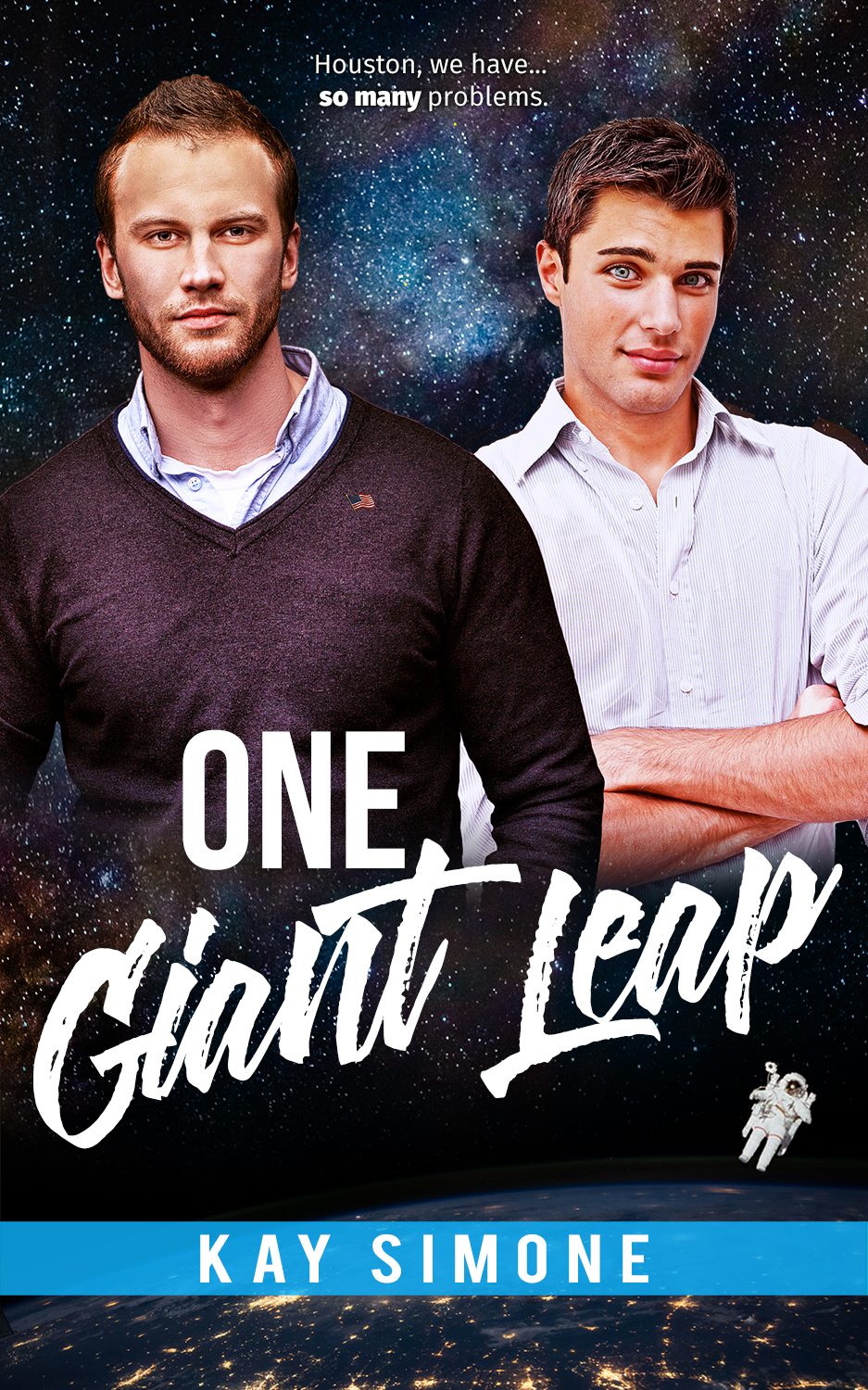 Book Cover: One Giant Leap