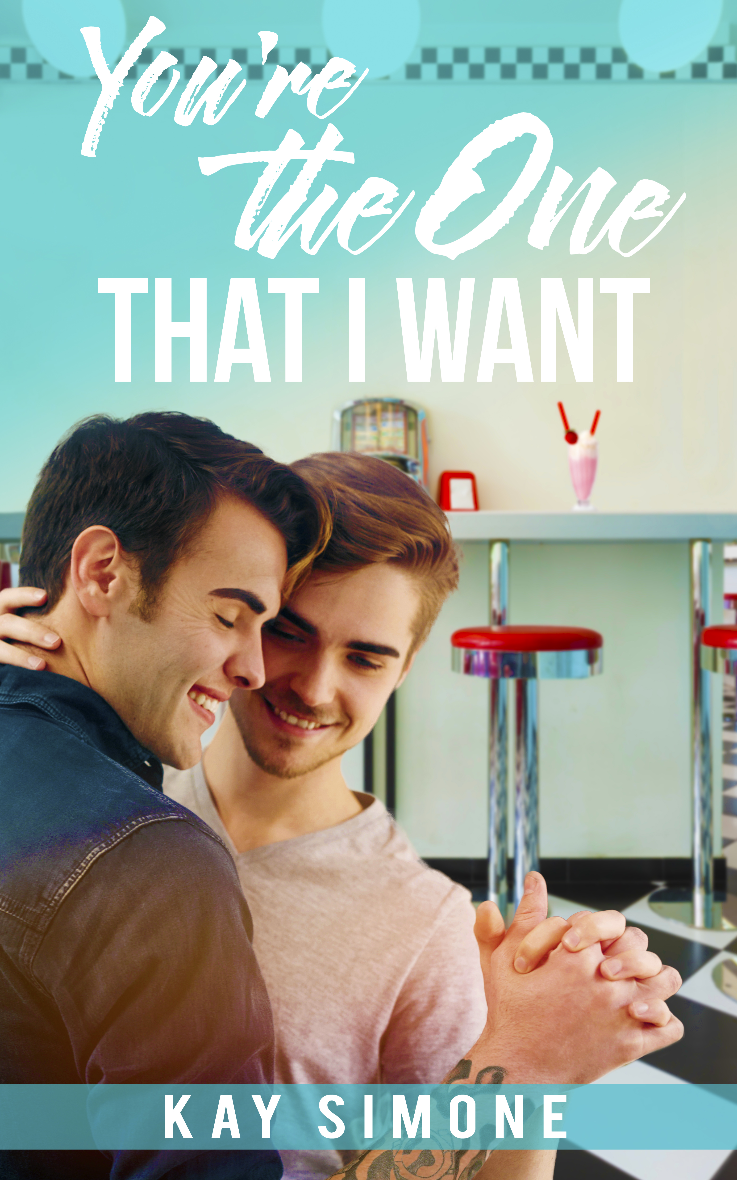Book Cover: You're The One That I Want