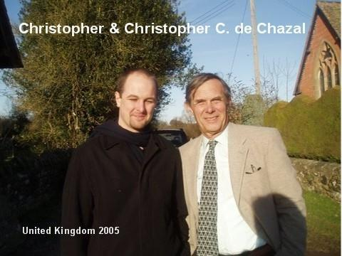 Christopher & Christopher C. de Chazal