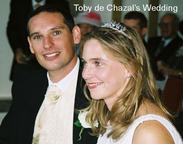 Toby Wedding