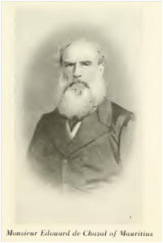 Edmond de Chazal