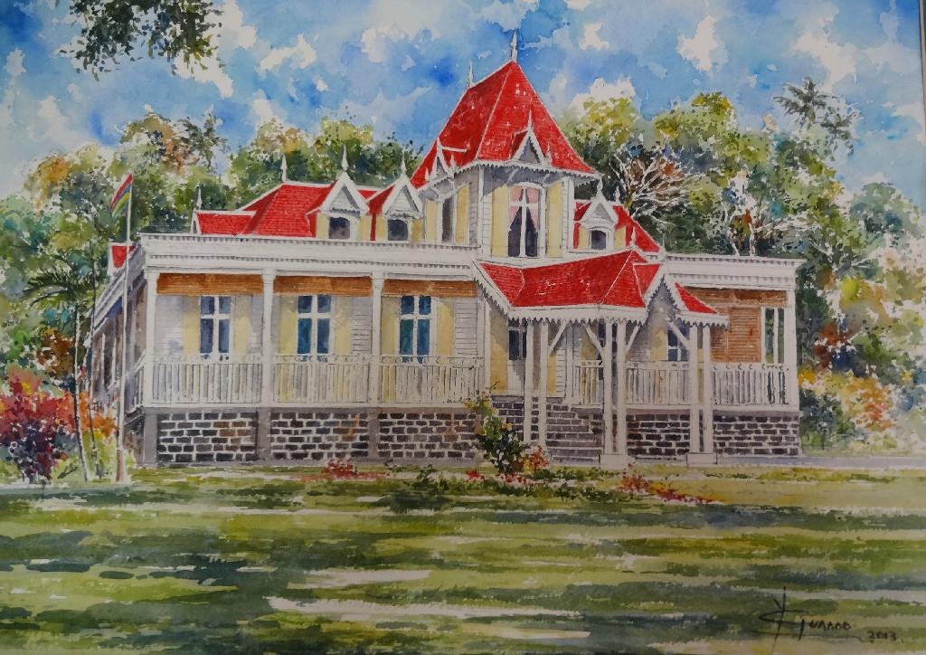 Clarisse House