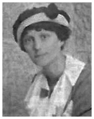 Suzanne Antonia de Chazal