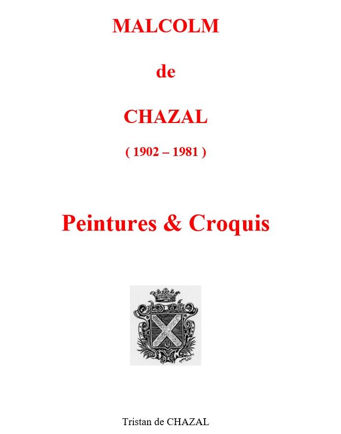 Malcolm de Chazal – Paintings
