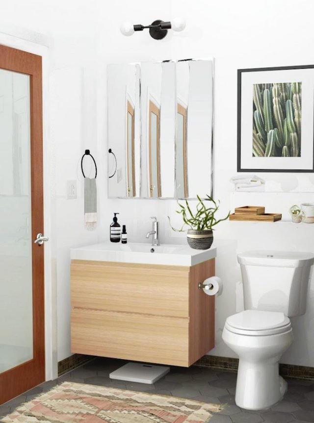 Bathroom Vanity, floating vanity
