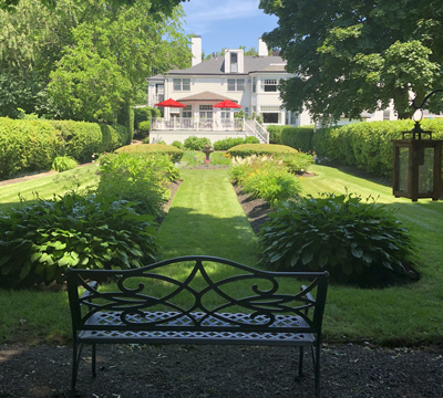 Arnold House Grounds