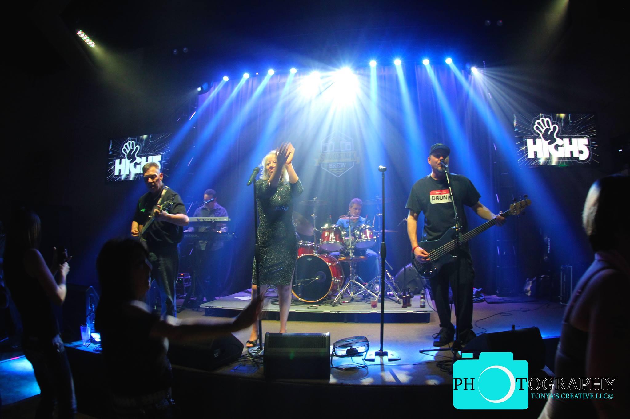 Live Music- High 5