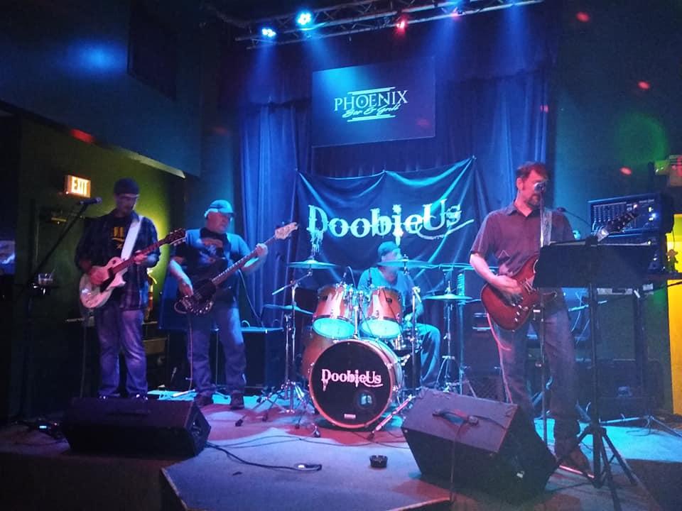 Live Music- DoobieUs