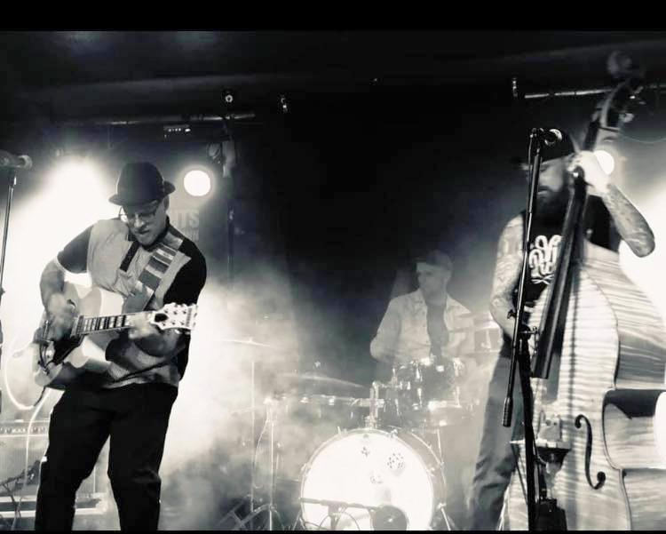 Live Music- The Tentakills, The Broken Lifters