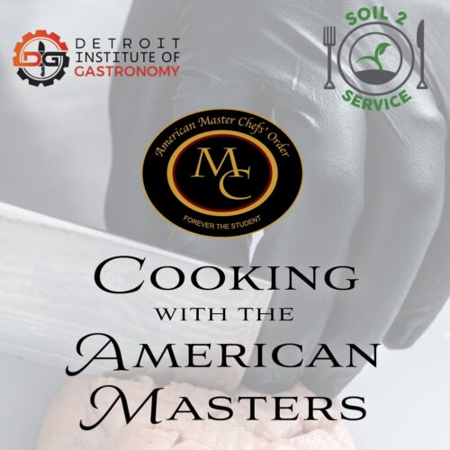 Cooking with the American Masters