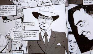 Comic Drama: Illustrating the Manhattan Project