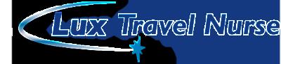 Lux Travel Nurse Logo