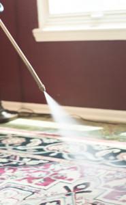 Rug Pre Spraying At Tex A Clean Carpet Care LLC