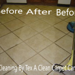 Tile Cleaning At Tex A Clean Carpet Care LLC