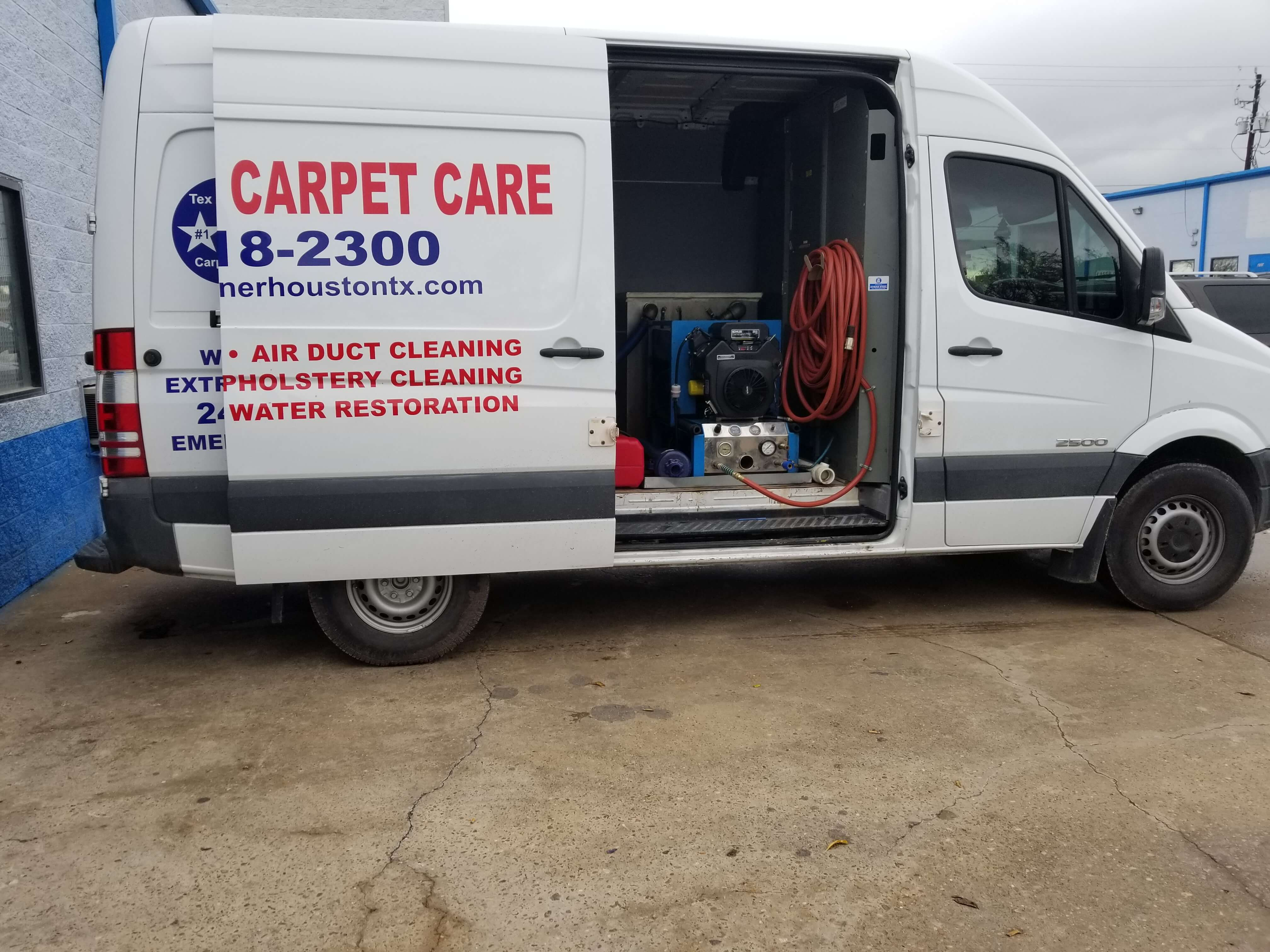 Professional Carpet Cleaning In Houston