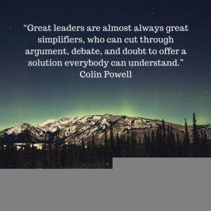 leadership motto