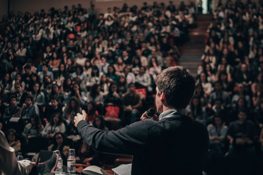Leadership speech