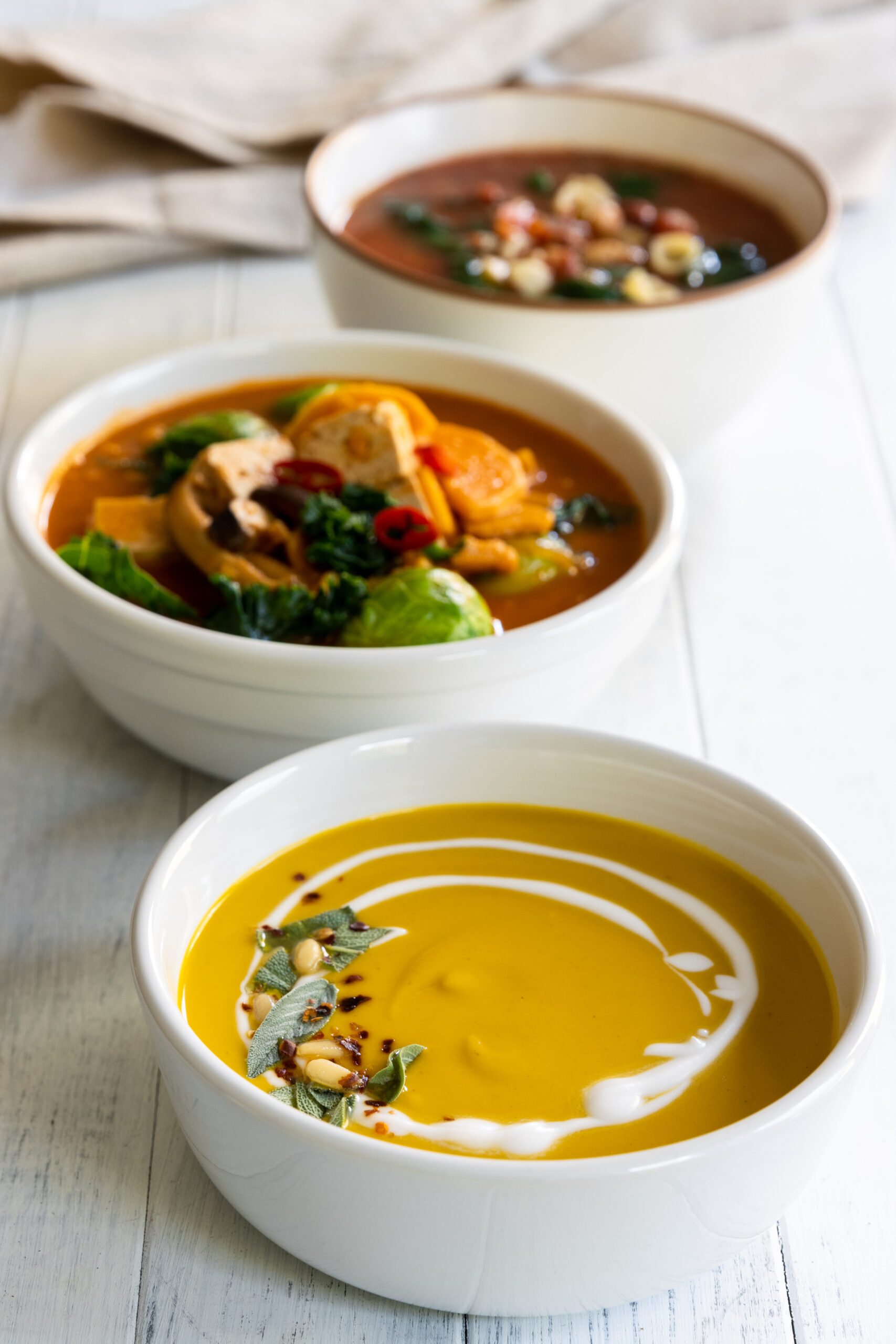 My Favorite Healthy Fall Soup Recipes