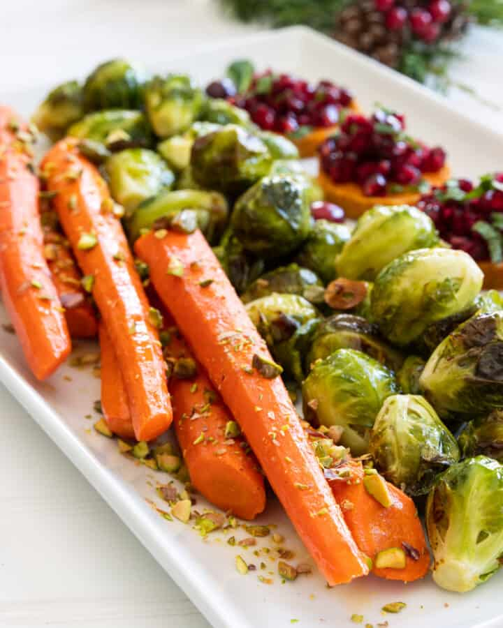 Roasted Easy Side Dishes for the Holidays