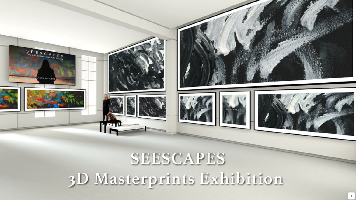 More large scale prints from Laura's SEESCAPES Exhibition.