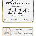 Etiqueta de ArteNOM 1414 (PNG)