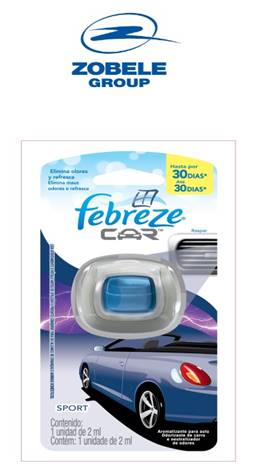 Febreeze Injection Mold Product
