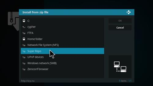 How to Install Super Repo All Krypton 17.1 step 10