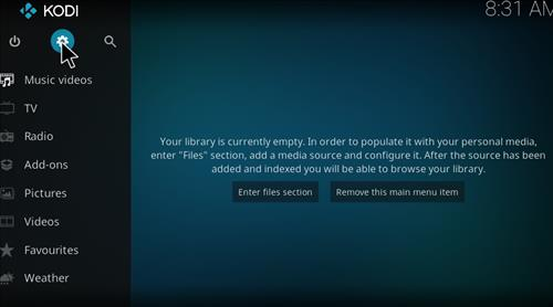 How to Install One4all Add-on Repository Kodi 17 Krypton step 1