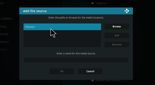 How to Install Smash Repository Kodi 17 Krypton step 4