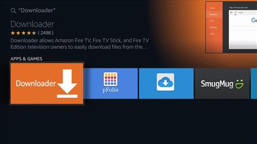 How to Install Kodi 17.5 on FireStick and Fire TV step 8