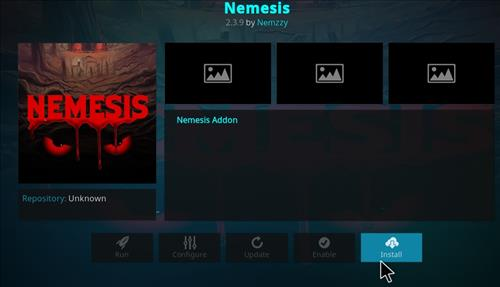 How to Install Nemesis Kodi Add-on with Screenshots step 18