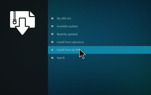 How to Install Nova Kodi Build with Screenshots step 10