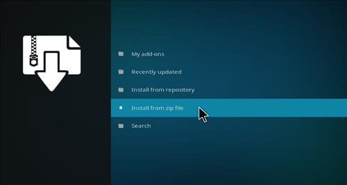 How to Install Flix Sport Kodi Add-on with Screenhots step 10