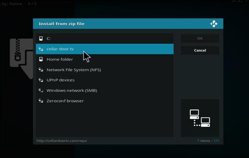 How to Install Flix Sport Kodi Add-on with Screenhots step 11