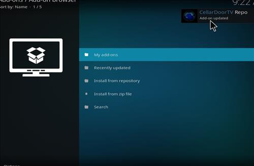 How to Install Flix Sport Kodi Add-on with Screenhots step 13