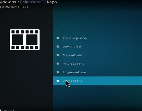 How to Install Flix Sport Kodi Add-on with Screenhots step 16