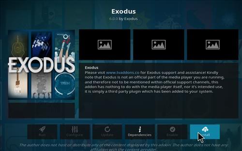 How to Install Exodus Kodi Add-on18 Leia step 19