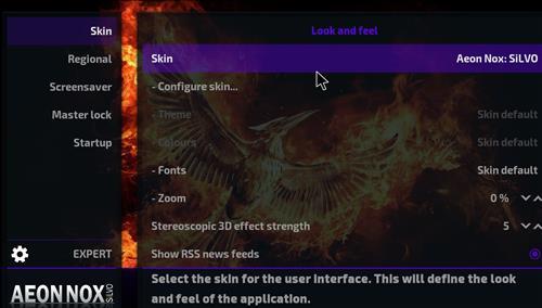 How to change the Skin back to Default Estuary no limits leia 18 step 3